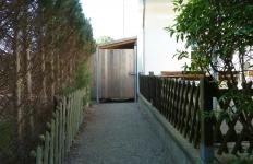 Fahrradgarage Fischerhus