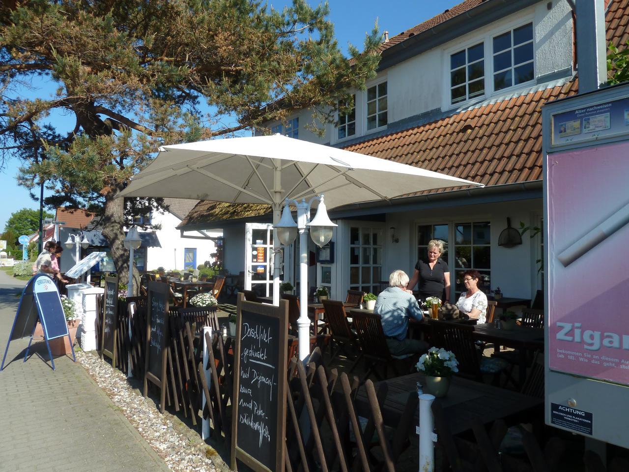 Das Restaurant Fischerhus