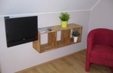Appartement mit Sat TV