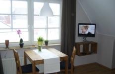 Essecke in Appartement 2