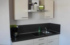 Die Küche im Appartement 2