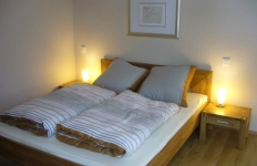 Appartments mit Doppelbett