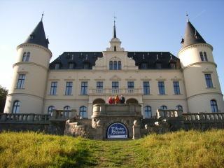Frontansicht Schloss Ralswiek