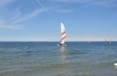 Katamaran segeln lernen